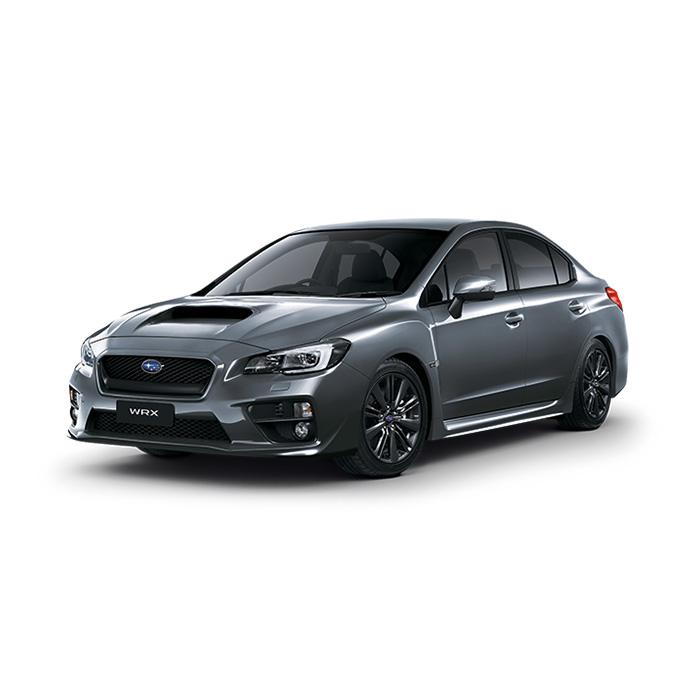 Subaru WRX Dark Grey Metallic