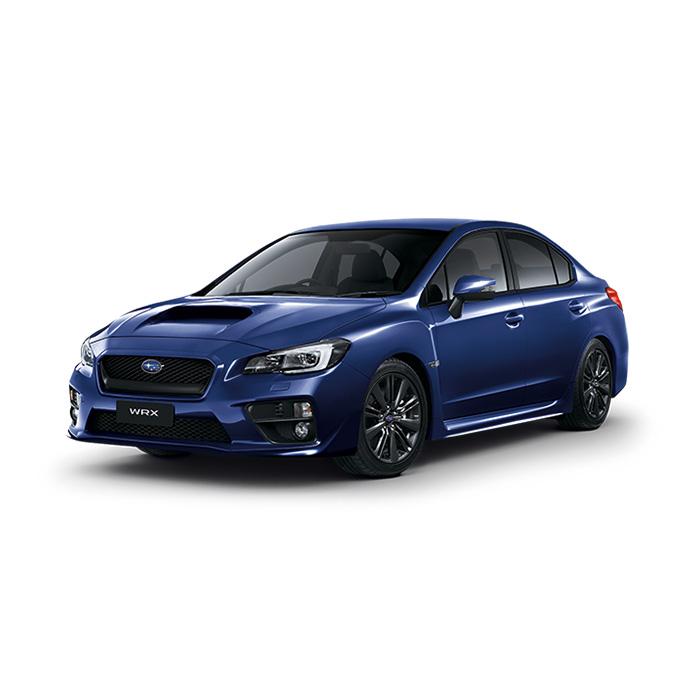 Subaru WRX Galaxy Blue