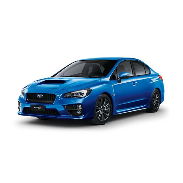 Subaru WRX WR Blue Pearl