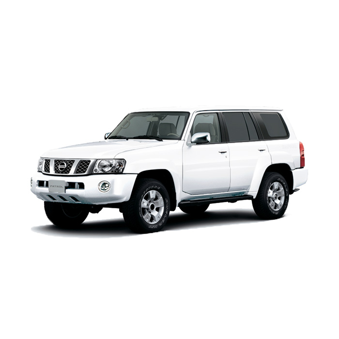 Nissan Patrol Super Safari Brilliant White