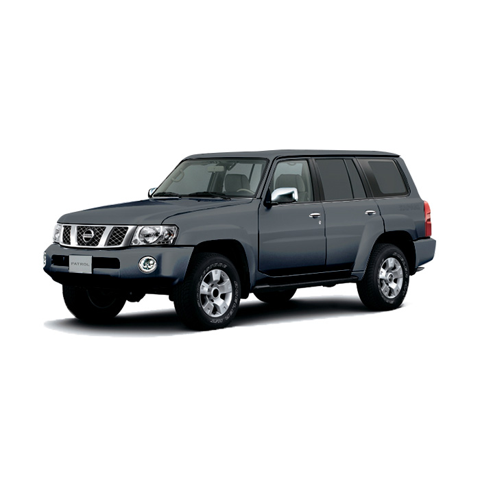 Nissan Patrol Super Safari Twilight Grey
