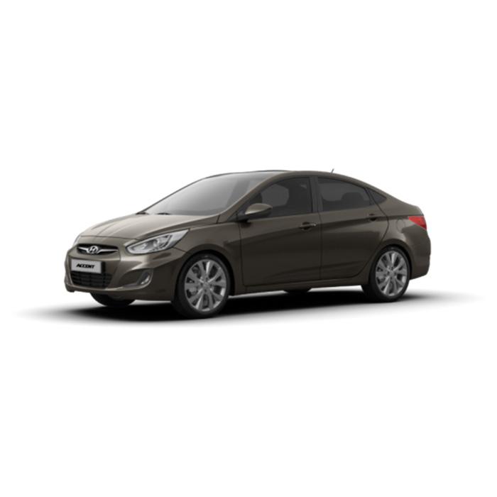 Hyundai Accent Sedan Bronze