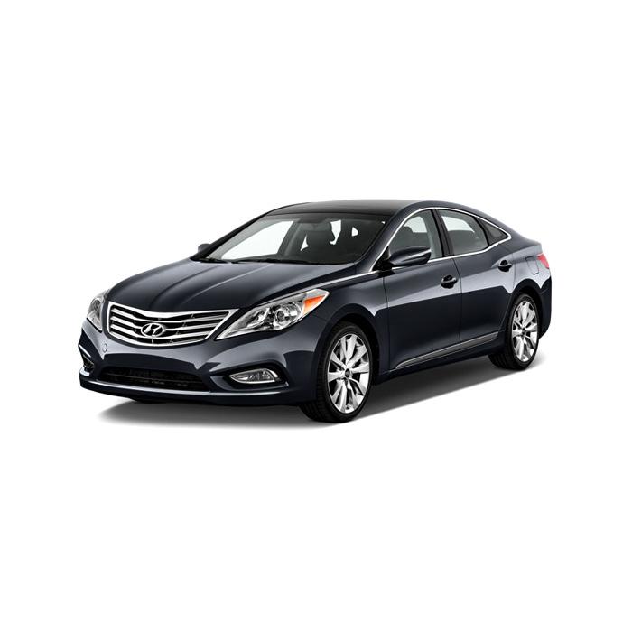 Hyundai Azera Dark Grey