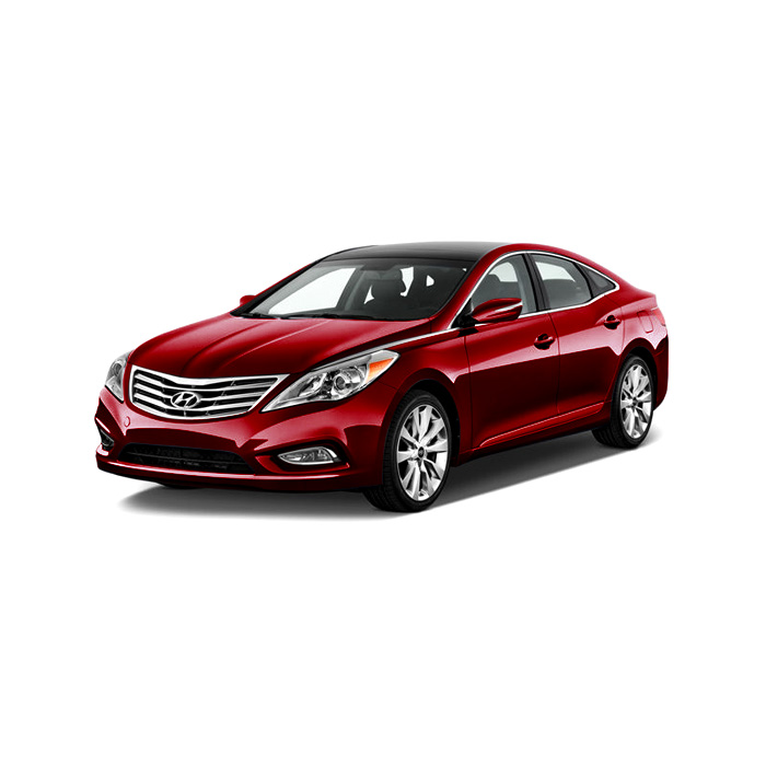 Hyundai Azera Remington Red