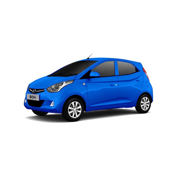 Hyundai Eon Pristine Blue