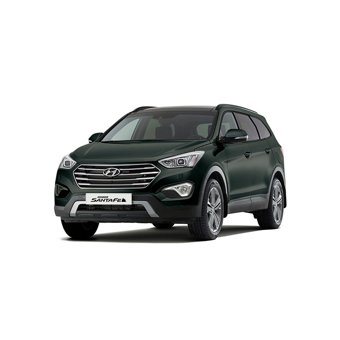 Hyundai Grand Santa Fe Hunter Green