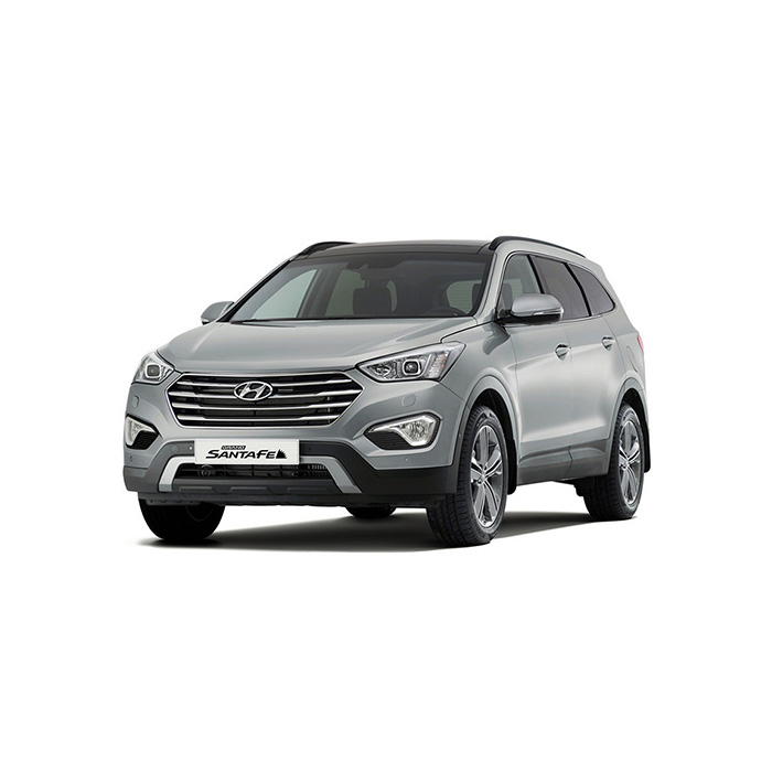 Hyundai Grand Santa Fe Sleek Silver