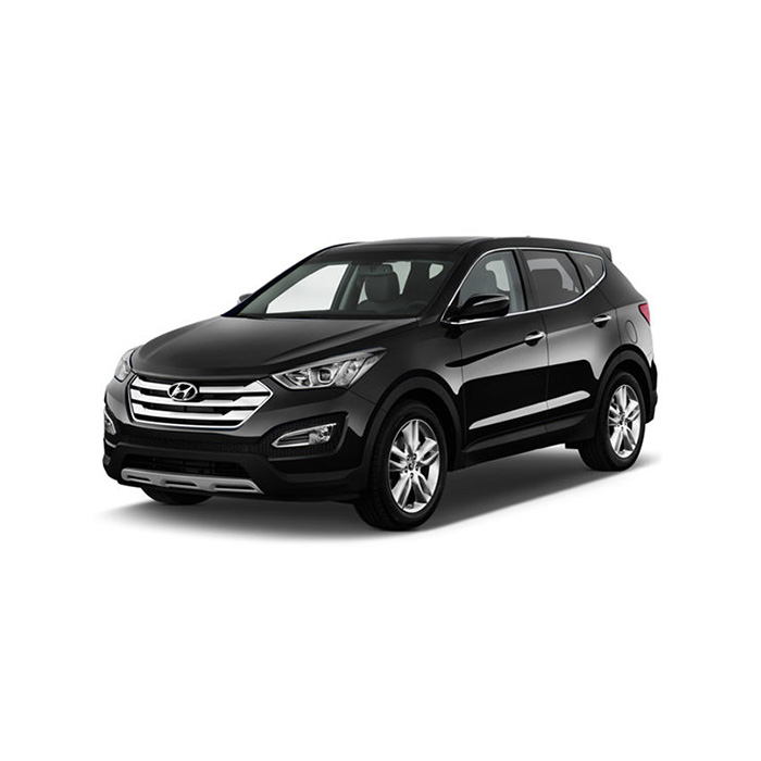 Hyundai Santa Fe Phantom Black