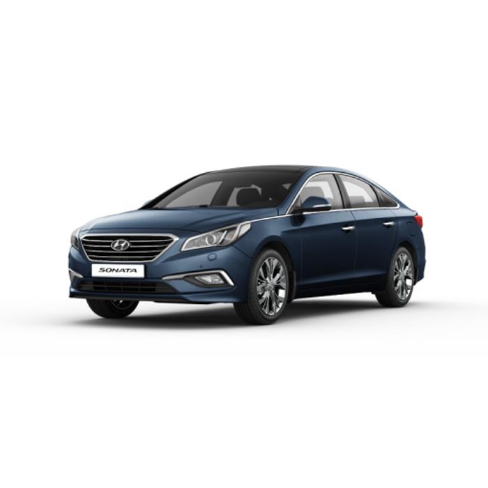 Hyundai Sonata Aquamarine