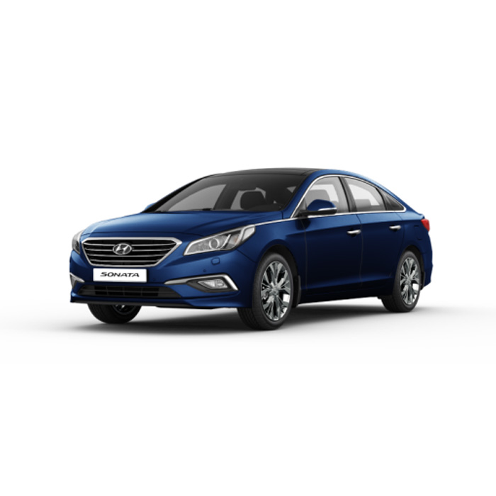 Hyundai Sonata Coast Blue