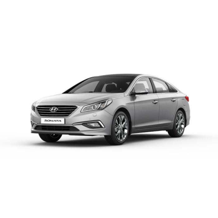 Hyundai Sonata Platinum Silver