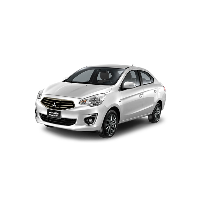 Mitsubishi Mirage G4 Savanna White
