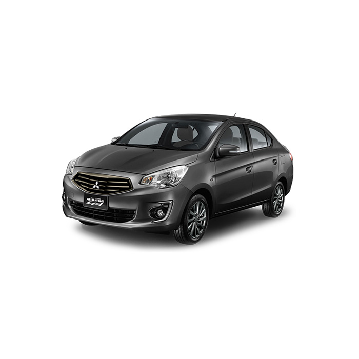 Mitsubishi Mirage G4 Gemstone Grey Mica