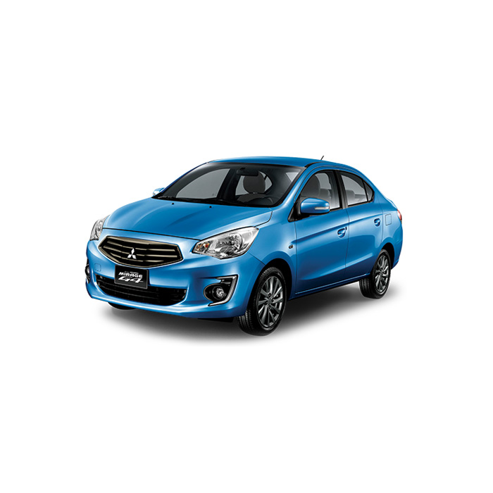 Mitsubishi Mirage G4 Medium Blue Mica Gls