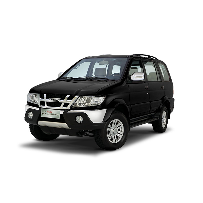 Isuzu Crosswind Cosmic Black