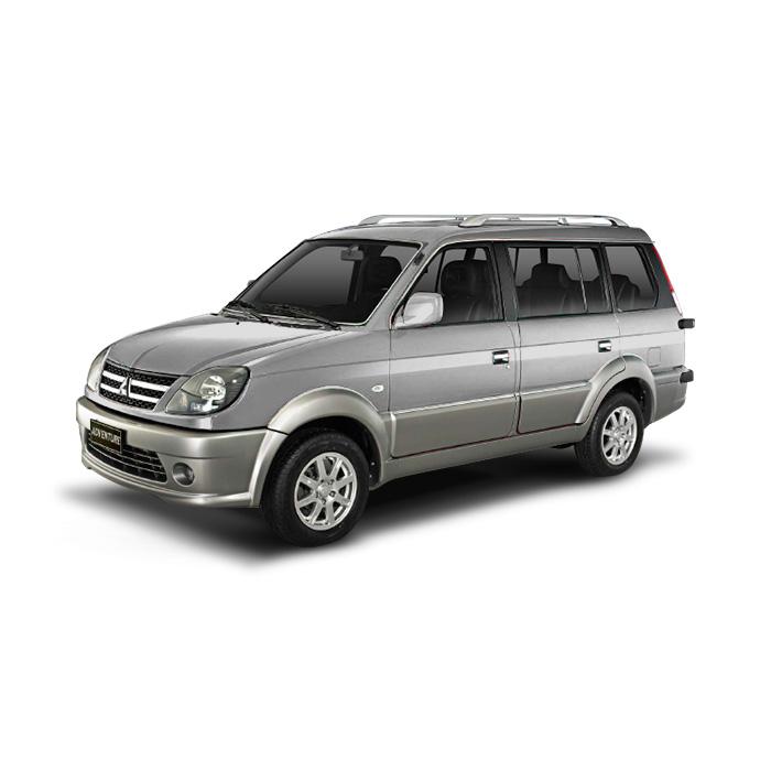 Mitsubishi Adventure Dominic Silver