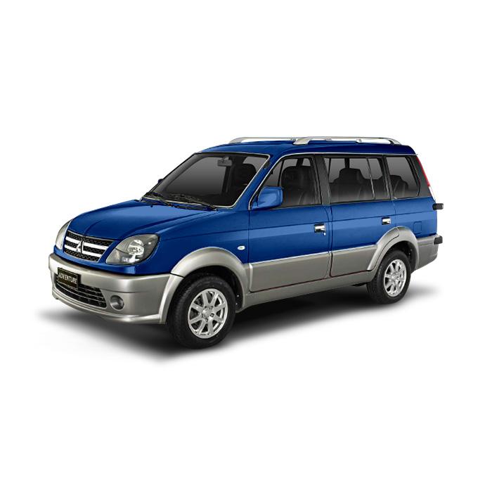Mitsubishi Adventure Kinetic Blue