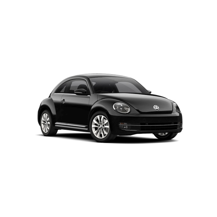 Volkswagen Beetle Deep Black Pearl Effect