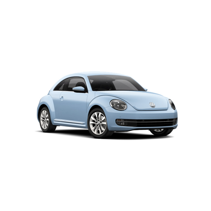 Volkswagen Beetle Denim Blue