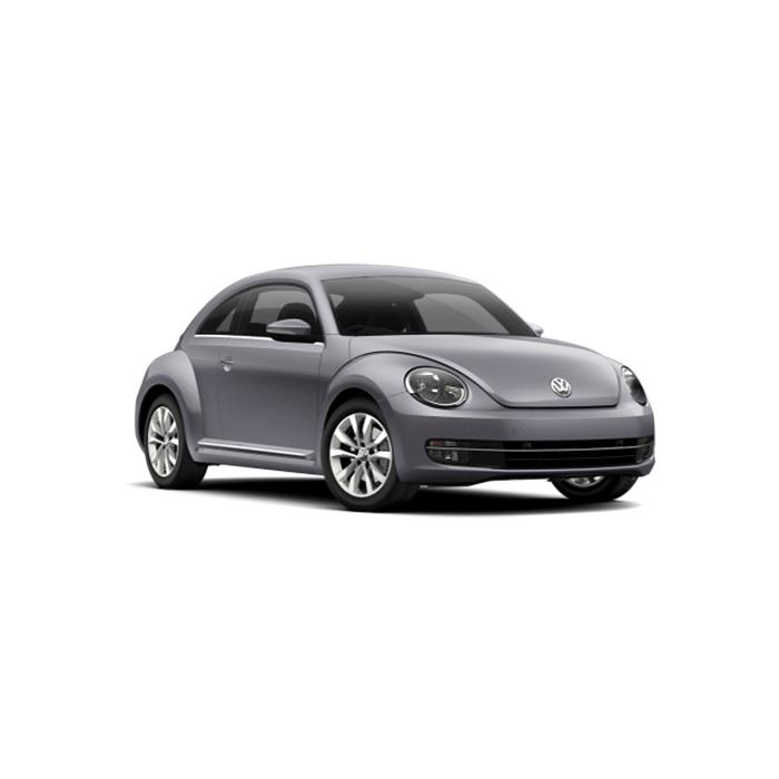 Volkswagen Beetle Platinum Grey