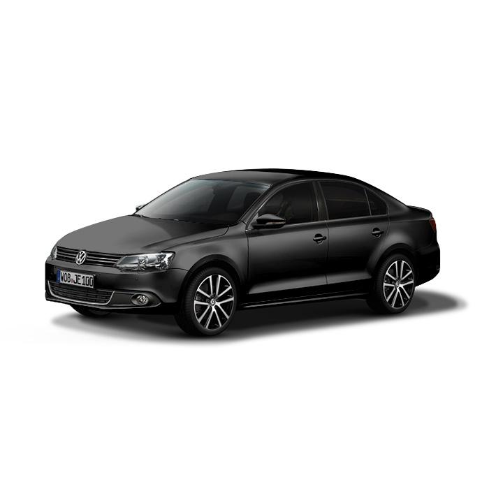Volkswagen Jetta Deep Black Pearl Scent