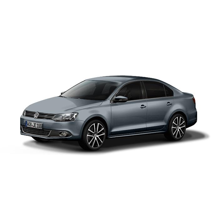 Volkswagen Jetta Platinum Gray Metallic