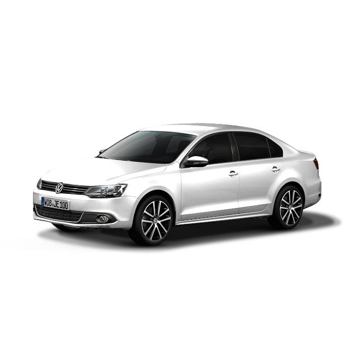 Volkswagen Jetta Pure White
