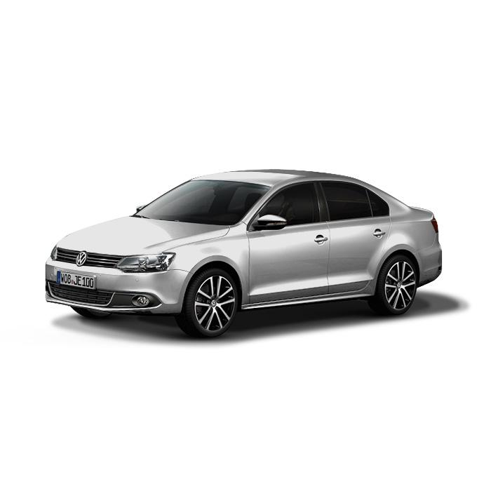 Volkswagen Jetta Reflex Silver Metallic