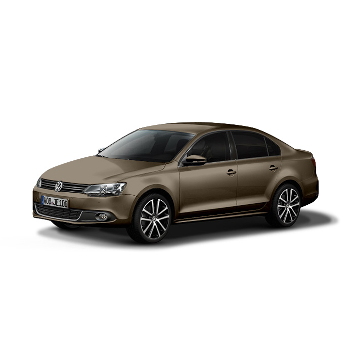 Volkswagen Jetta Toffee Brown