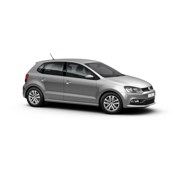 Volkswagen Polo Hatchback Pepper Gray Metallic