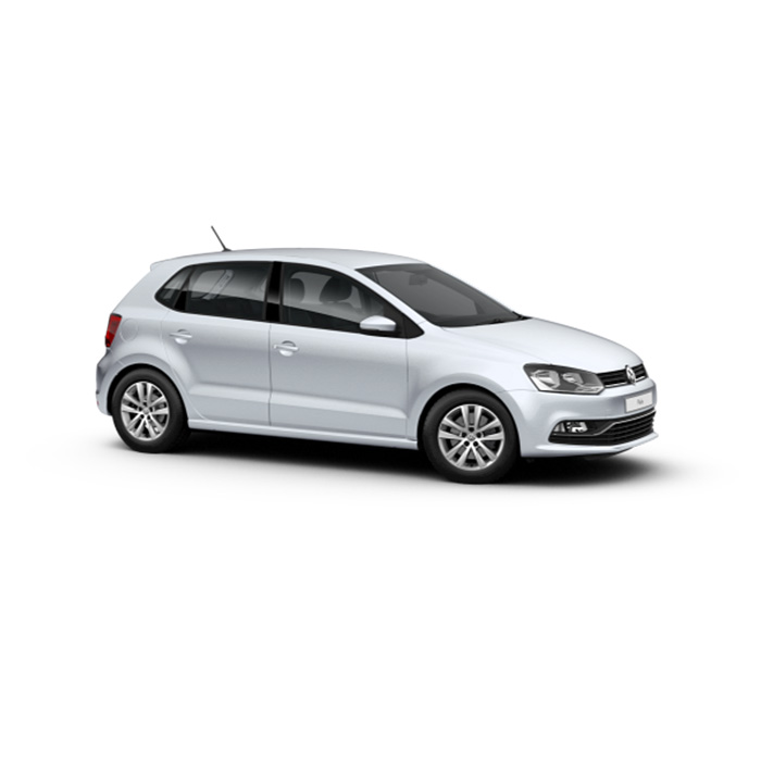 Volkswagen Polo Hatchback Reflex Silver Metallic