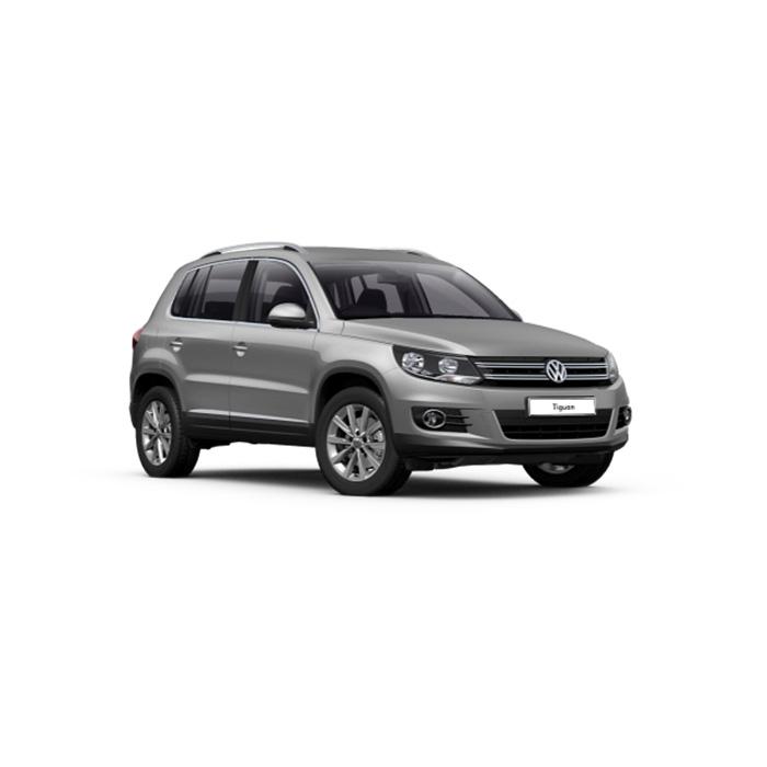 Volkswagen Tiguan Pepper Gray Metallic