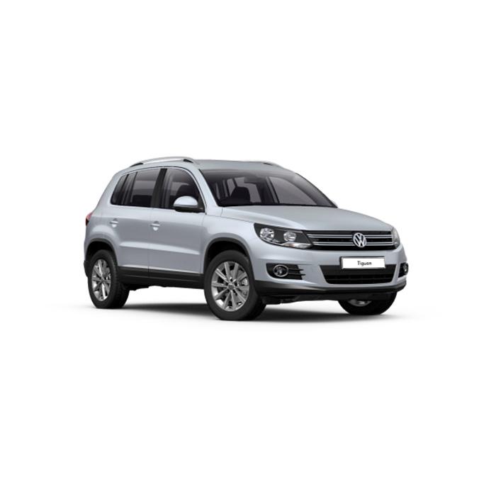 Volkswagen Tiguan Reflex Silver Metallic