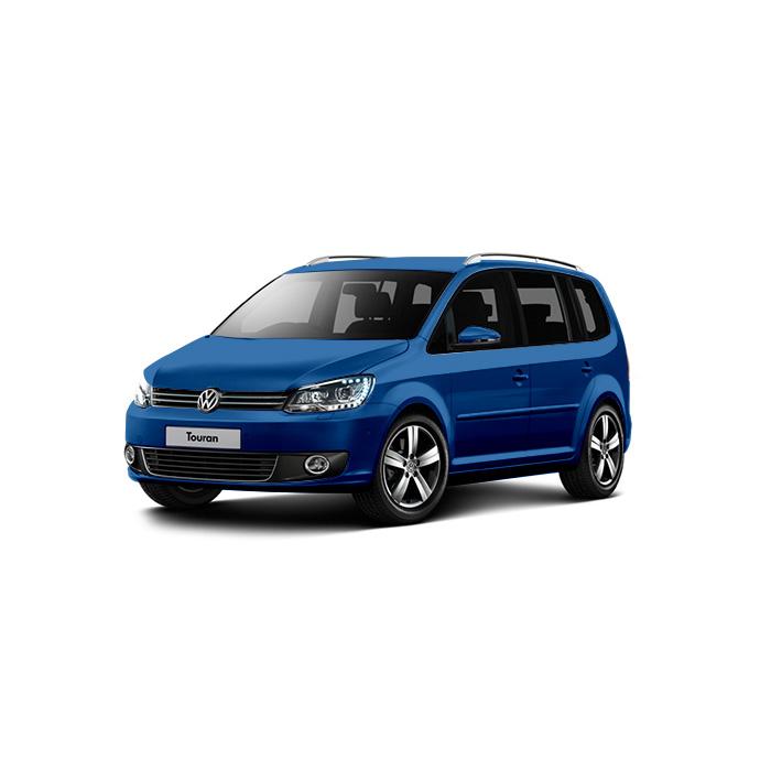 Volkswagen Touran Acapulco Blue
