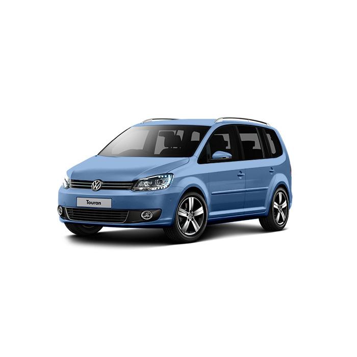 Volkswagen Touran Pacific Blue