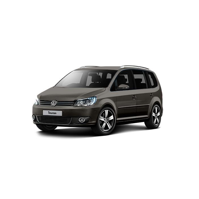 Volkswagen Touran Pepper Grey Metallic