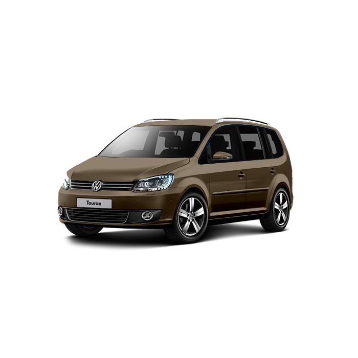 Volkswagen Touran Toffee Brown