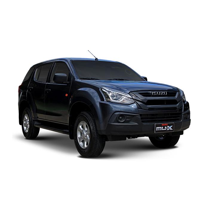 2020 Isuzu mu-X Obsidian Grey Philippines