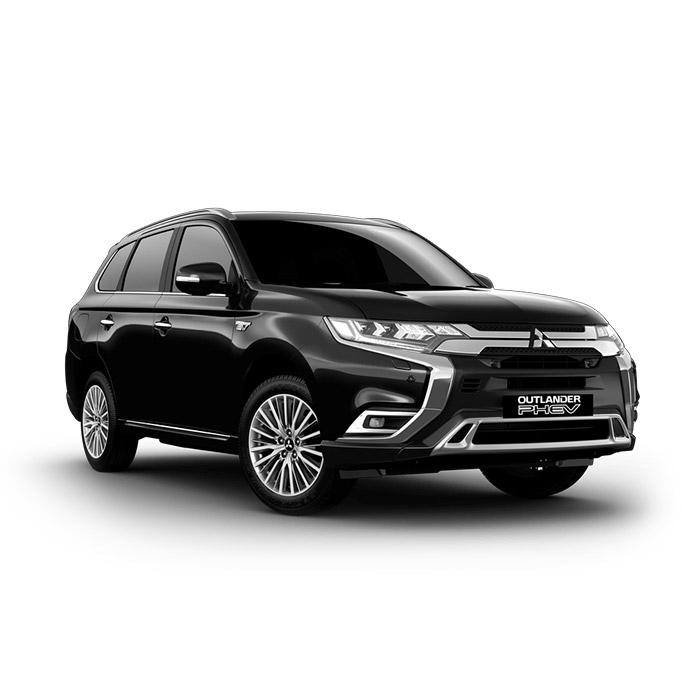 2021 Mitsubishi Outlander PHEV Black Mica