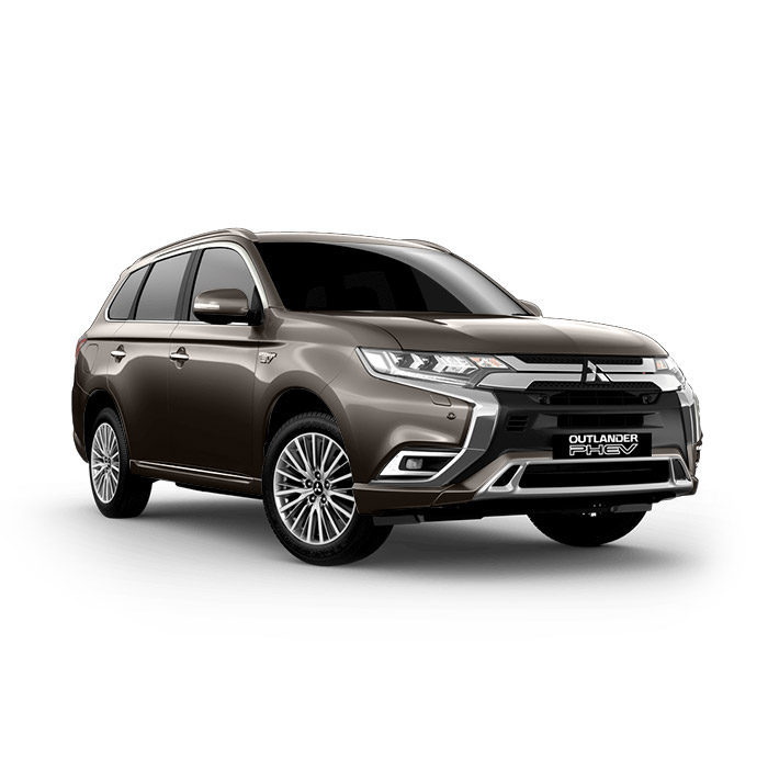 2021 Mitsubishi Outlander PHEV Quartz Brown Metallic