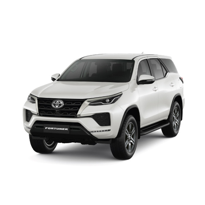 2021 Toyota Fortuner Super White II