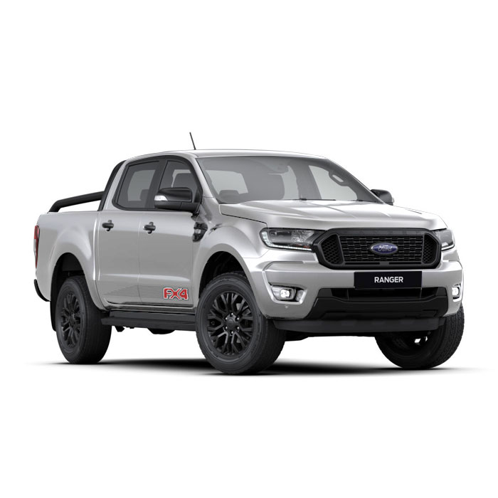 Aluminum Metallic Ford Ranger Ranger FX4