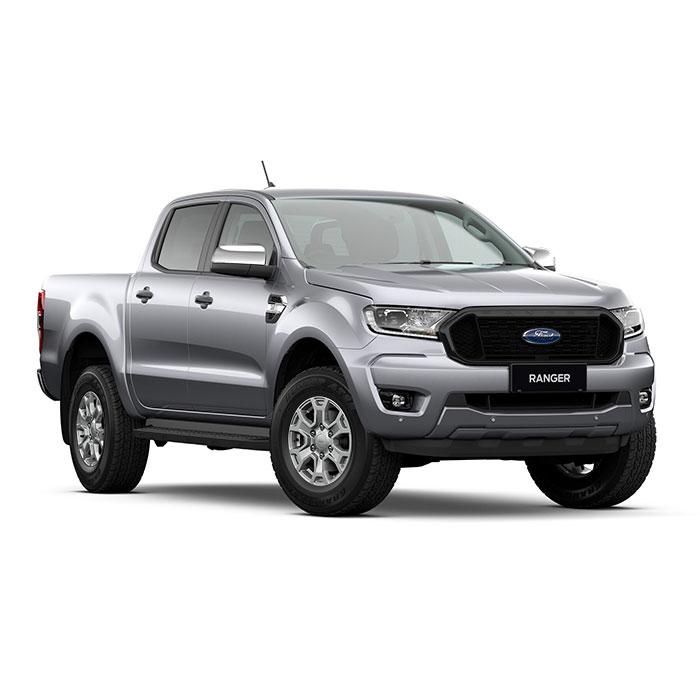Aluminum Metallic Ford Ranger Ranger XLS
