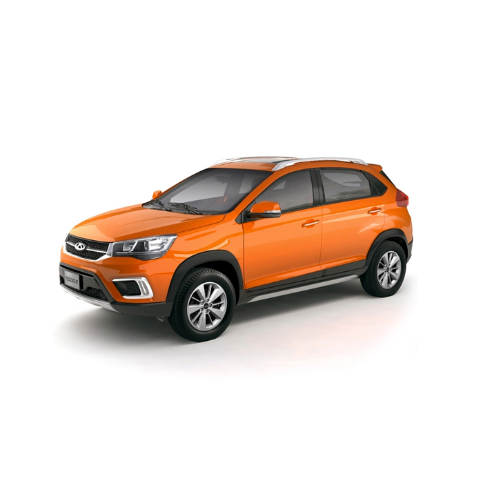 Chery Tiggo 2 Philippines Orange