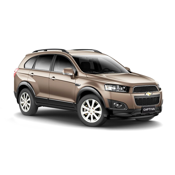 Chevrolet Captiva Auburn Brown