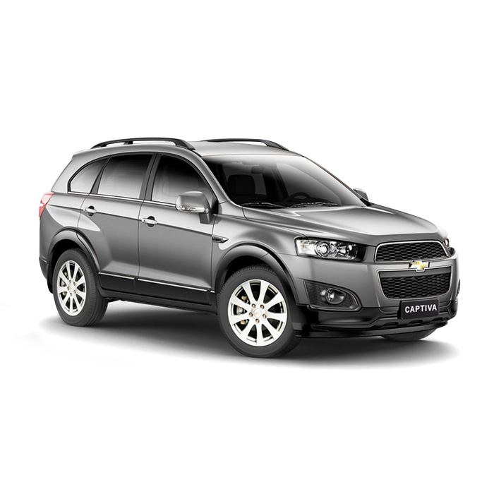Chevrolet Captiva Satin Gray