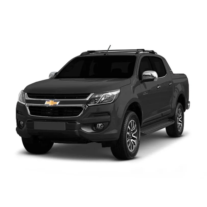 Chevrolet Colorado Black Meet Kettle