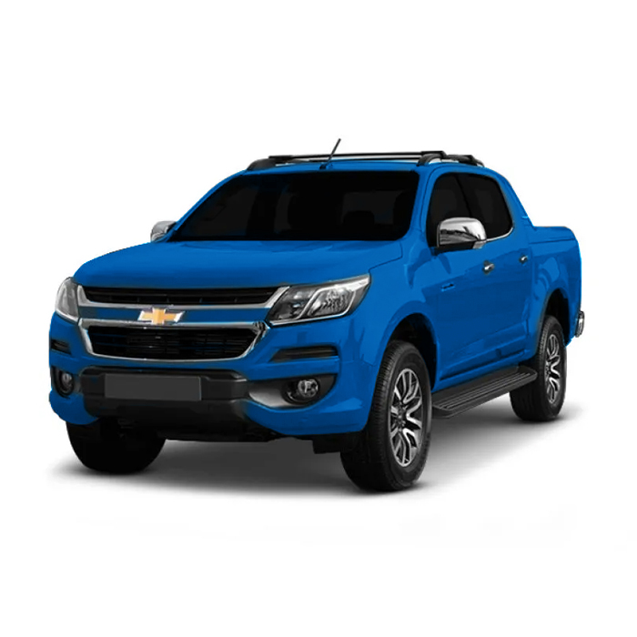 Chevrolet Colorado Blue Me Away