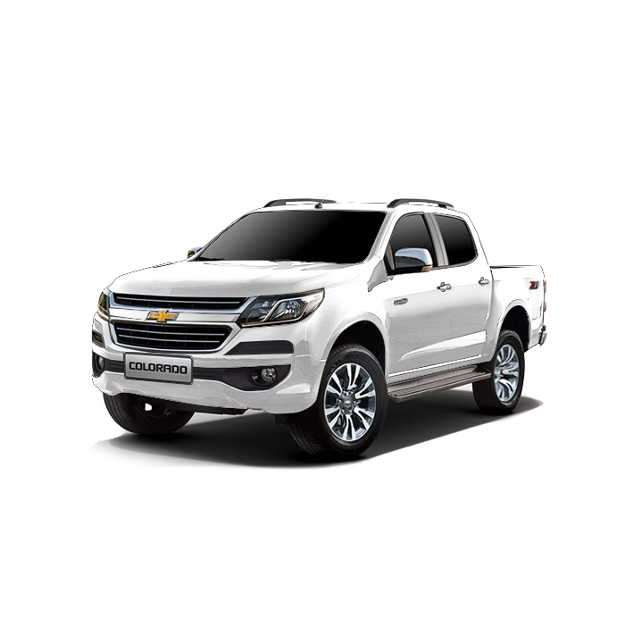 Chevrolet Colorado Summit White