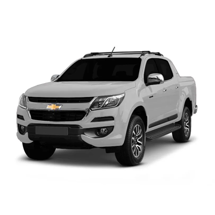 Chevrolet Colorado Switchblade Silver